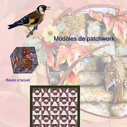 fiches patchwork