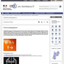Fiches pédagogiques - ac-bordeaux.fr