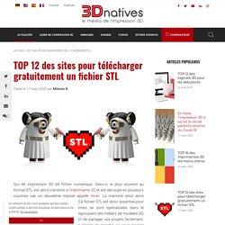 Fichier STL : 12 sites pour télécharger vos modèles