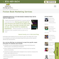 Fiction Book Marketing and Marketing for Novels