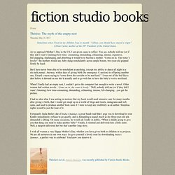 fiction studio books