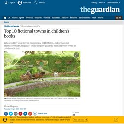 Top 10 fictional towns in children's books