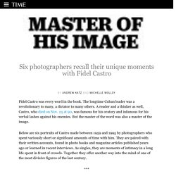 Fidel Castro: Master of the Image