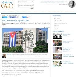 Fidel Castro ha muerto, larga vida a Fidel