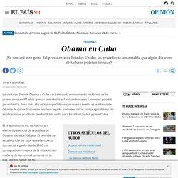 Fidel y Raúl Castro: Obama en Cuba