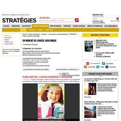 Fidélisation: Casino reprend l'Avantage - Dossiers
