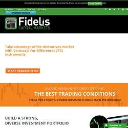 FidelisCM - Trusted CFD Trading Platform