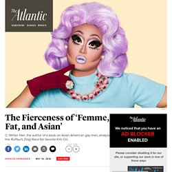 Kim Chi's 'Femme, Fat, and Asian' Fierceness: C. Winter Han Discusses the Subversive Runner Up to 'RuPaul's Drag Race' Season 8