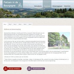 Fietsvakantie in de MorvanFietsen in de Bourgogne