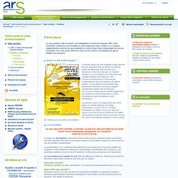 ARS GUYANE - Fièvre jaune.