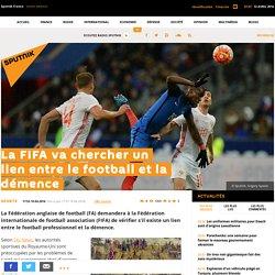 La FIFA va chercher 1 lien entre football et démence