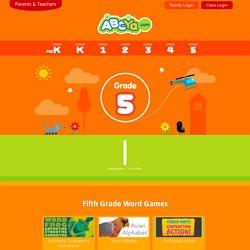 Elementary Computer Activities & Games - Grade Level fifth