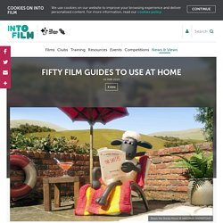 Fifty Film Guides to use at Home