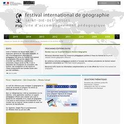 FIG Saint-Dié-des-Vosges »Accueil
