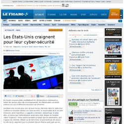 Web : Les États-Unis craignent pour leur cyber-sécur