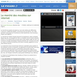 Market anaysis pearltrees - Meubles sur internet ...