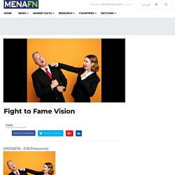 Fight to Fame Vision
