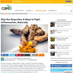 6 Ways To Fight Inflammation Naturally