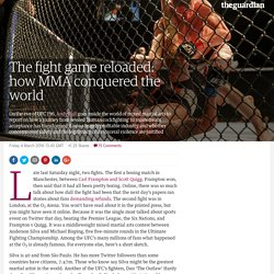 How MMA Conquered the World