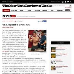The Fighter's Cruel Art