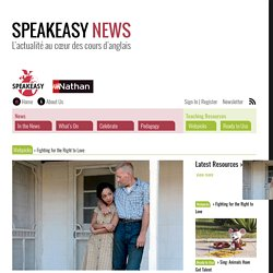 Fighting for the Right to Love – Speakeasy News