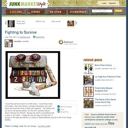 Fighting to Survive - JUNKMARKET Style