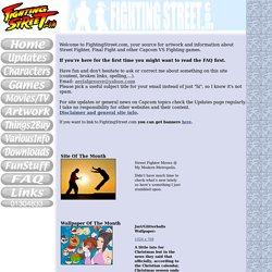FightingStreet.com Home