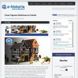 Crear Figuras Históricas en Cartón- Un portal de historia y TIC