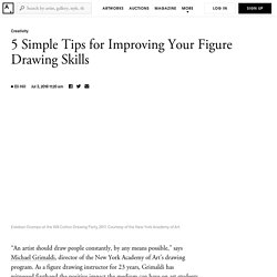 5 Figure Drawing Tips That Will Help You Improve Your Skills