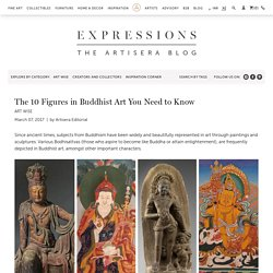 The 10 Figures in Buddhist Art You Need to Know – Artisera