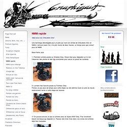 NMM rapide - Graphigaut: Figuriniste, Sculpteur et peintre, Illustrateur et dessinateur