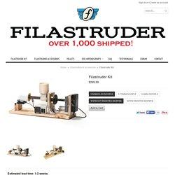 Filastruder