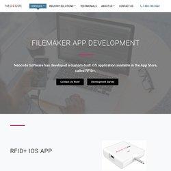 FileMaker App Development - iPhone and iPad
