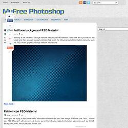 My Free Photoshop World - Part 20