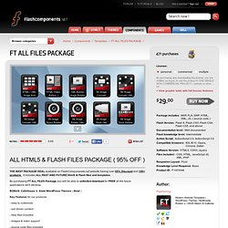 FT ALL FILES PACKAGE - Flash Components