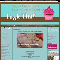 Filet de Volaille Farci ( leger au Thermomix ) - ... Cook Time ...