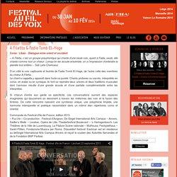 Paris 2014, Au Fil des Voix : Corse-Liban
