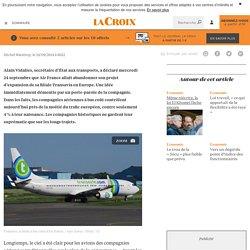 Quel est l'intérêt des filiales low-cost pour les compagnies aériennes? - La Croix