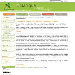Quel avenir pour la filière des plantes médicinales en France ?