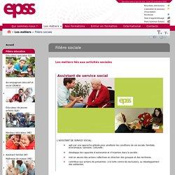 Filière sociale - École Pratique de Service Social
