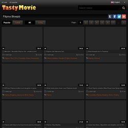 Filipina blowjob - Tasty Movie - 1017 videos
