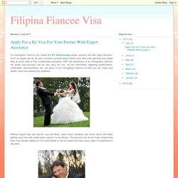 Apply For a K1 Visa For Your Partner With Expert Assistance