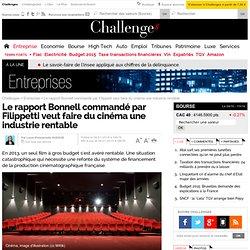 Le rapport Bonnell commandé par Filippetti veut faire du cinéma une industrie rentable - 9 janvier 2014
