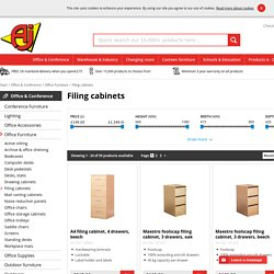 : How small filing cabinets help keep paperwork organized?