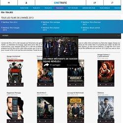 Film 2013 : tous les films sortis au Cinéma en 2013