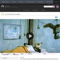 Film d'animation > Le cyclope et la mer