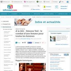 """""""La loi"""", un film sur le combat de Simone Veil en faveur de l'IVG"""