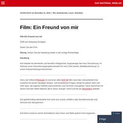 daf-material Weblog