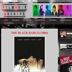 Film Noir Archive