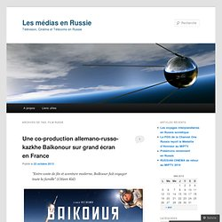 Les médias en Russie